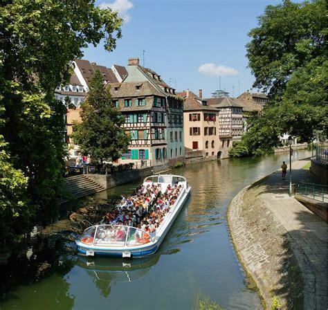 Bateau Mouche Colmar by Visiter Strasbourg En Bateau Tourisme Alsace