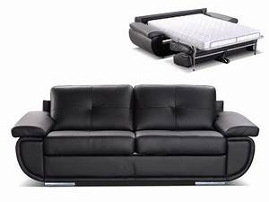canape 3 places 100 cuir convertible express orgullosa ii With tapis exterieur avec canapé 3 places cuir luxe orgullosa