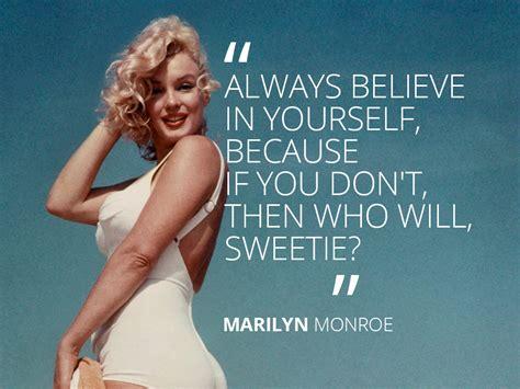 Marilyn Monroe Fashion Quotes