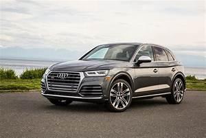 Audi Sq5 2018 : review 2018 audi q5 and sq5 suv gear patrol ~ Nature-et-papiers.com Idées de Décoration