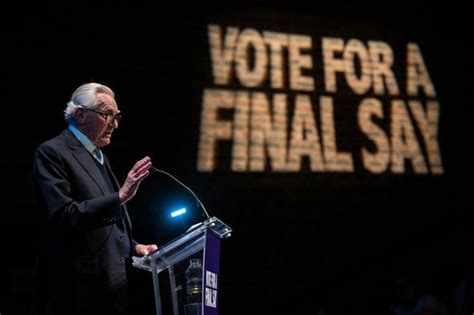 Brexit humiliation: How Remainer Lord Heseltine lost his ...