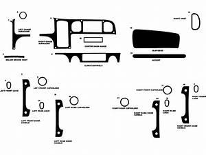2002 Freightliner M2 Dash Kits