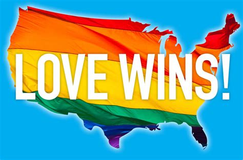Love Wins! Today Is a Historic Day for Equality | By Chase Strangio | Common Dreams