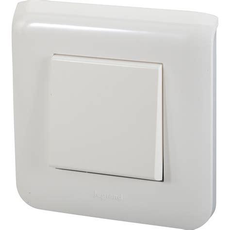 prise electrique design cuisine interrupteur va et vient mosaic legrand blanc leroy merlin
