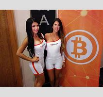 Sweet More Bitcoin Show Girls Sorry Feminists I Didnt Get Their Names Bitcoin