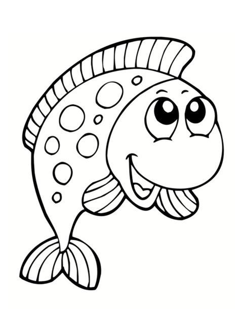 cuisine pez poissons coloriages
