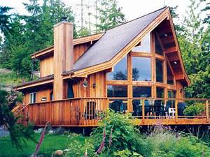 cedar post and beam home plans cedar porch posts chalet With post and beam home designs