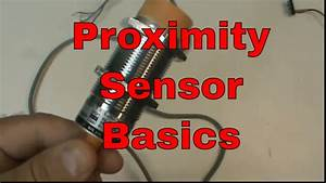 Proximity Sensor Basics  Pnp  Capacitive