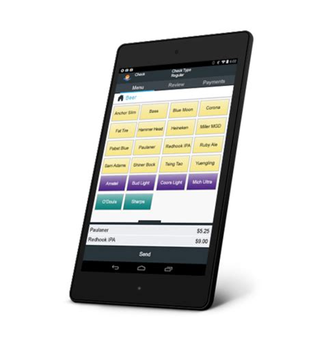 Android Mobile Software by Android Mobile Pos Systems Billing Software Service
