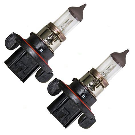 Autoandartcom  H13 New Pair Set Headlight Bulbs