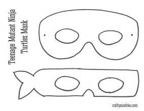 HD wallpapers ninja turtle mask template