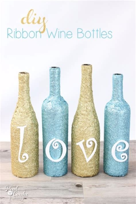 amazing diy wine bottle crafts