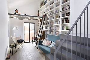 Hammock, In, Home, Library, Reading, Nook