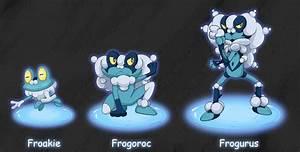 Pokemon Shiny Froakie Images | Pokemon Images