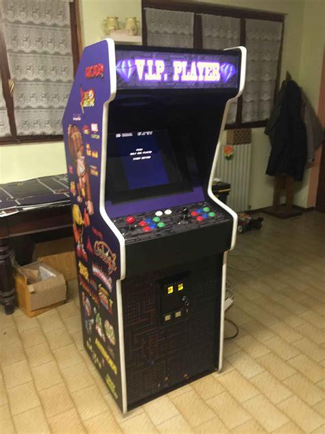 cabinato arcade videogame cabinato custom arcade artwork videogame atari