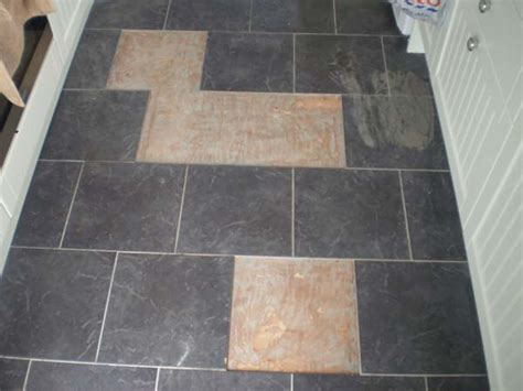 home repair kitchen tile re grout floor tile