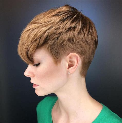 Edgy Pixie Hairstyles by 70 Shaggy Spiky Edgy Pixie Cuts And Hairstyles In