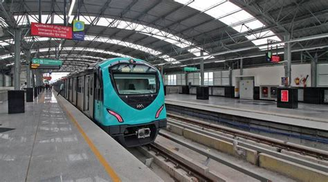 Kochi Metro's first day collection touches Rs 20 lakh ...