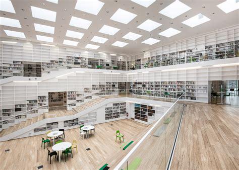 stairs spiral  interior  adepts dalarna media library