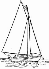 Coloring Ship Boat Sailing Drawing Pages Sailboat Line Drawings Wood Patterns Clipper Burning Printable Transportation Boats Pyrography Pirate Draw Looking sketch template