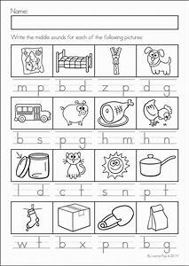 87 best images about Worksheets cvc on Pinterest   Cut and ...