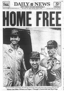Together, brilliant men brings Apollo 13 crew home ...