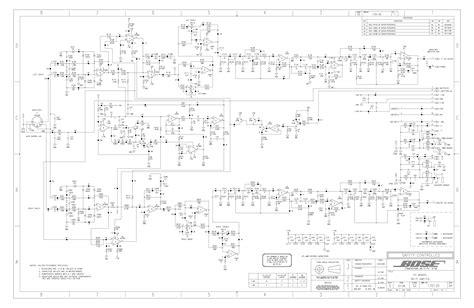 bose 802 802c 802w ii 302b sm service manual free schematics eeprom repair info for