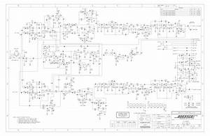 Bose 901p Service Manual Download  Schematics  Eeprom