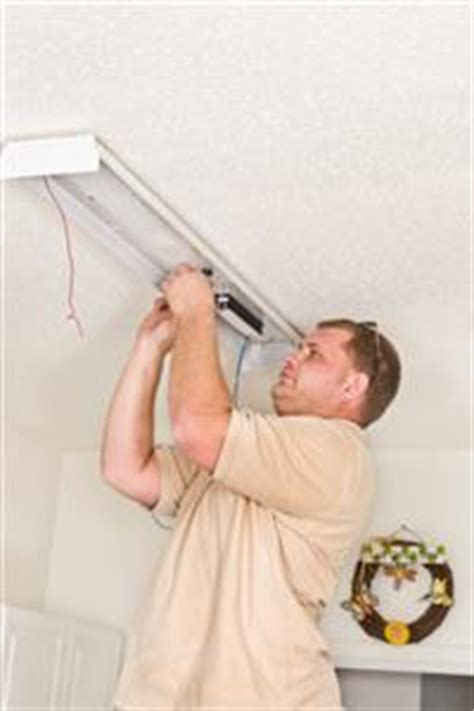 how to fix a fluorescent fluorescent lighting fluorescent light repair manual