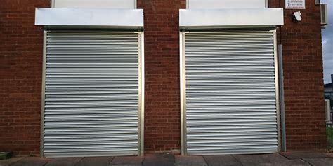 roller shutter doors access all doors