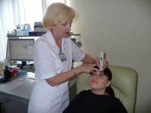 Глазные капли при повышенном глазном давлении лечение