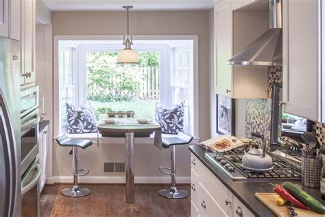 Kitchen Bay Window Seating Ideas - 7 kitchen nooks to inspire your ideal eat in porch advice