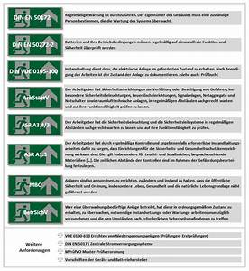 Gasheizung Wartung Wie Oft : wartung und pr fung von notbeleuchtung damit sie nicht im dunkeln tappen seton blog ~ Orissabook.com Haus und Dekorationen