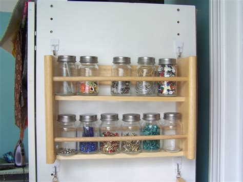 Spice Rack Storage by Midnight Creations Spice Rack Storage