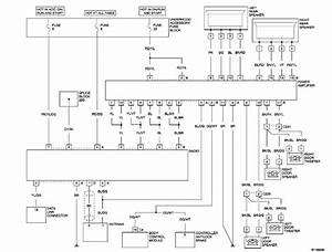 2006 Chrysler Crossfire Radio Wiring Diagram