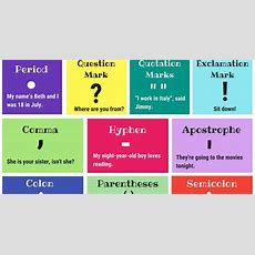 Punctuation Marks Names, Rules & Useful Examples  7 E S L