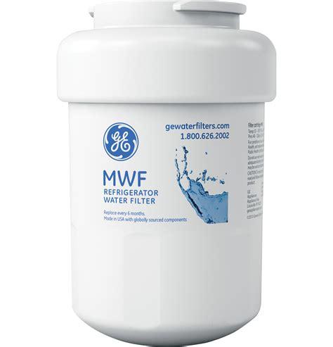 ge refrigerator water filter mwf ge appliances
