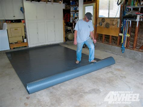 garage floor covering garage floor covering installation how to build a house
