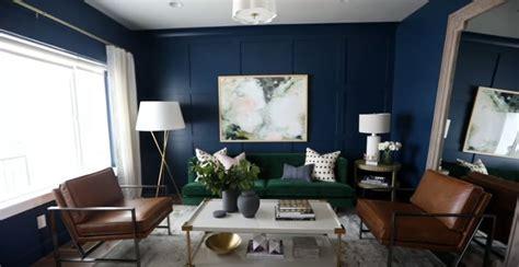 living room glamour  studio mcgee
