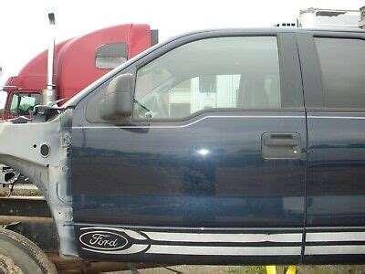 2004 2008 ford f 150 super cab extended front driver side door paint code l2 ebay