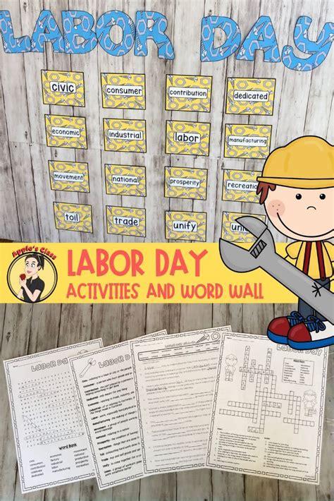 labor day activities  elementary attpt   labor