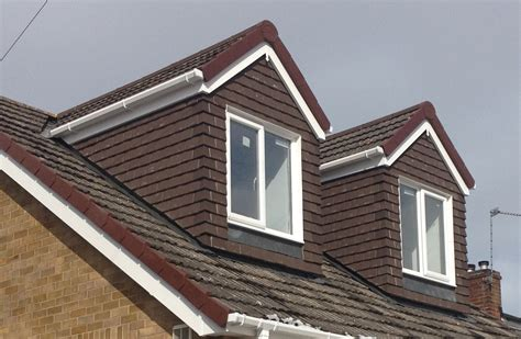 Interlocking Decorative Tiling Can Used Give Dormer