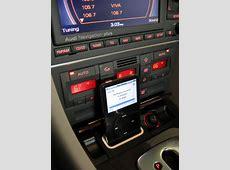 Audi A4 20072008 « EnfigCarStereo's Blog