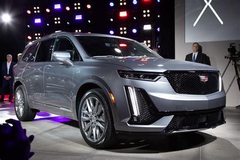cadillac escalade 2020 auto show you can get a 2020 cadillac xt6 for 20 grand less than an