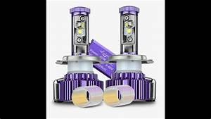Mictuning H4 Led Bulbs - Plug And Play