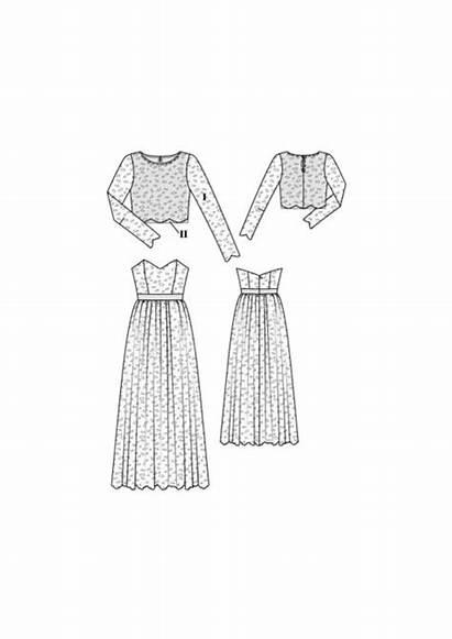 Patterns Lace Burdastyle Burda Rating Sewing