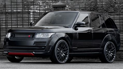land rover kahn kahn design range rover vogue rs600 600le preview