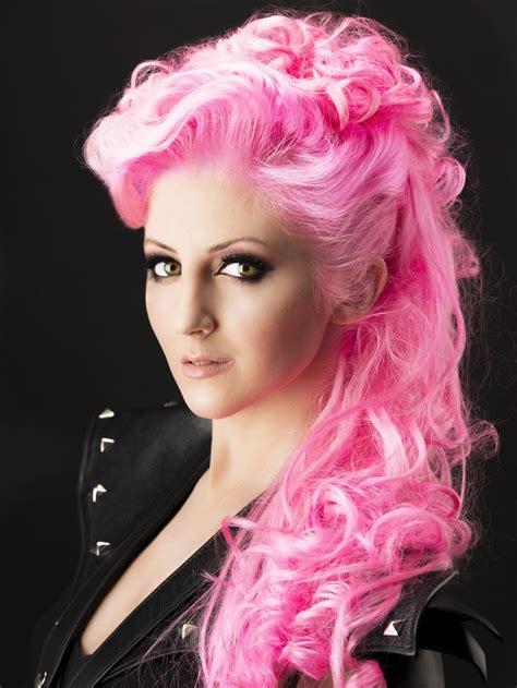 Neon Pink Pastel Hair Hair Pinterest Pastel Hair