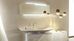 Luminaire De Salle De Bain : des luminaires pour la salle de bain int rieur ~ Dailycaller-alerts.com Idées de Décoration