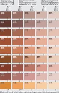 Fasádní barvy vzorník
